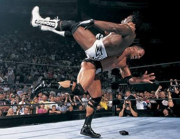 """Booker T explains why working with The Rock was """"whole lot different"""" than other WWE stars - THE SPORTS ROOM"""