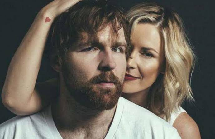 Renee Young talks about the shocking pregnancy announcement made by husband Jon Moxley - THE SPORTS ROOM