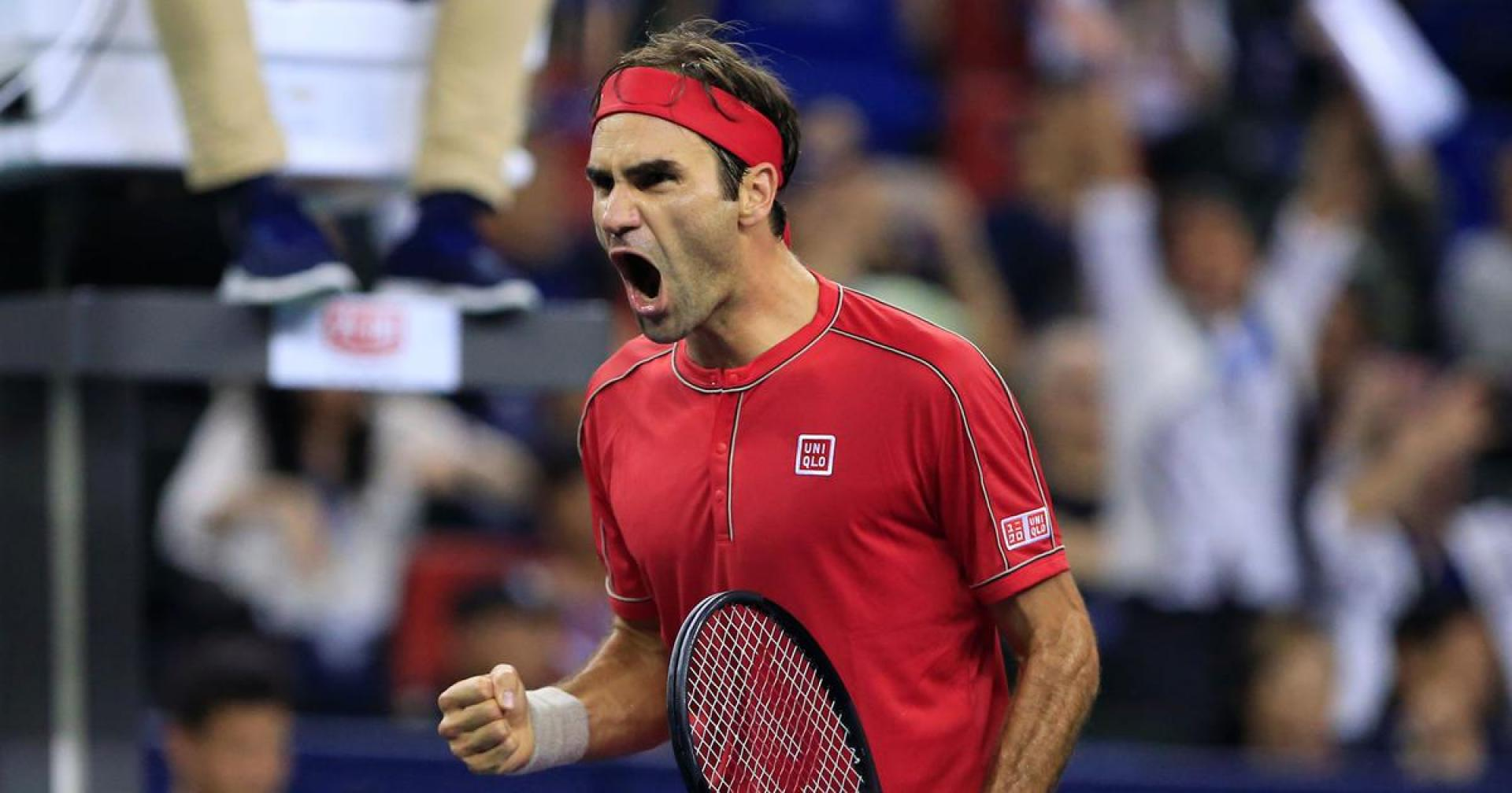 """Miles to go before I sleep-Roger Federer is """"not yet"""" ready to hang his tennis shoes - THE SPORTS ROOM"""