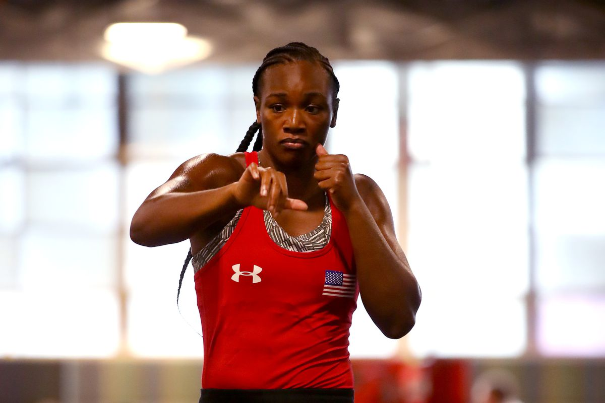 Claressa Shields details the gender inequality in boxing and how it inspired her MMA switch - THE SPORTS ROOM