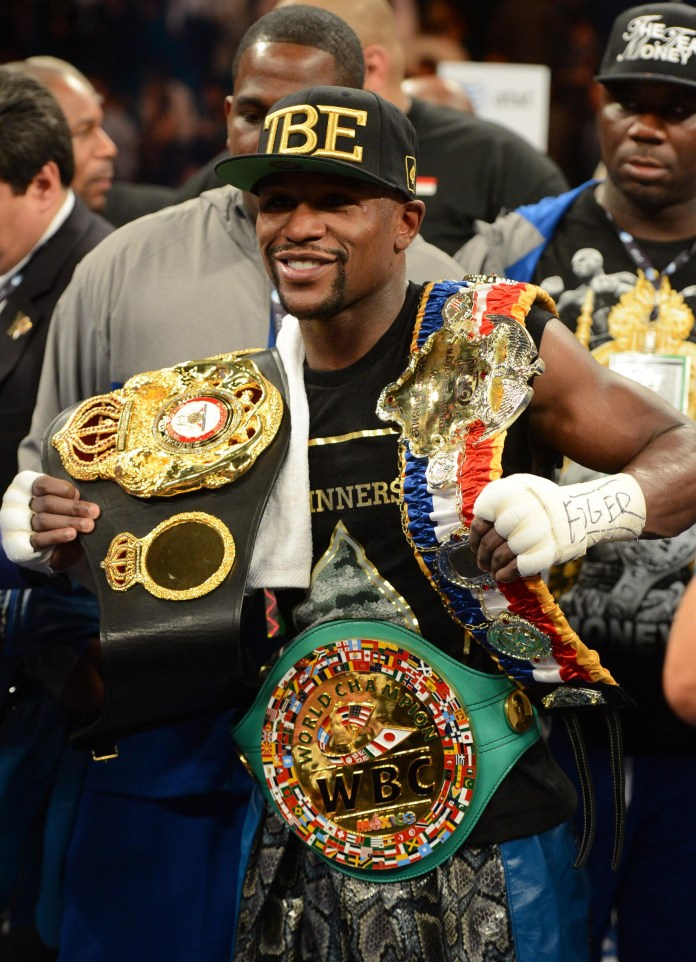 Floyd Mayweather, Wladimir Klitschko, Laila Ali inductees of 2021 boxing Hall of Fame - THE SPORTS ROOM