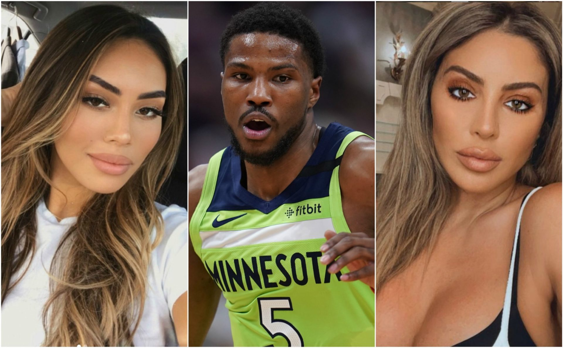 Montana Yao reportedly files for divorce over leaked photos of husband Malik Beasley and Larsa Pippen - THE SPORTS ROOM