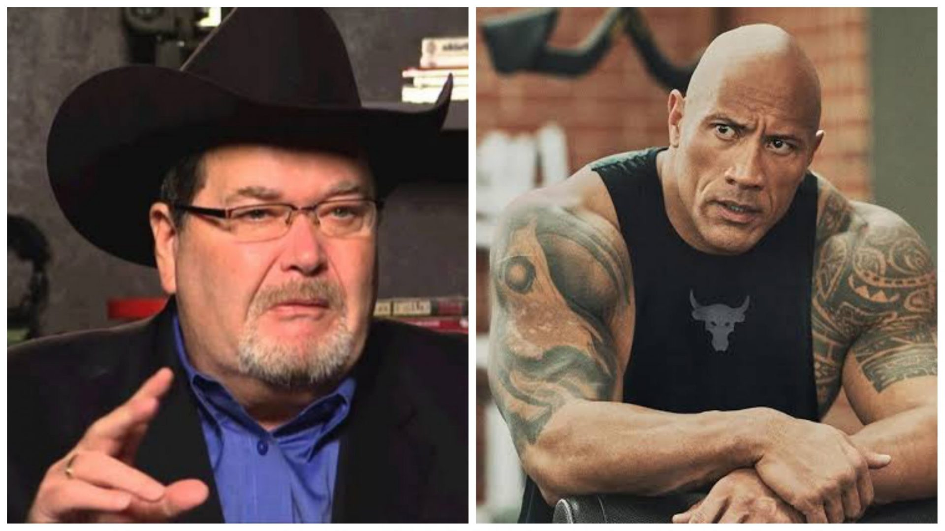 Jim Ross recalls the time he and Vince McMahon realized The Rock's potential as a Hollywood star - THE SPORTS ROOM