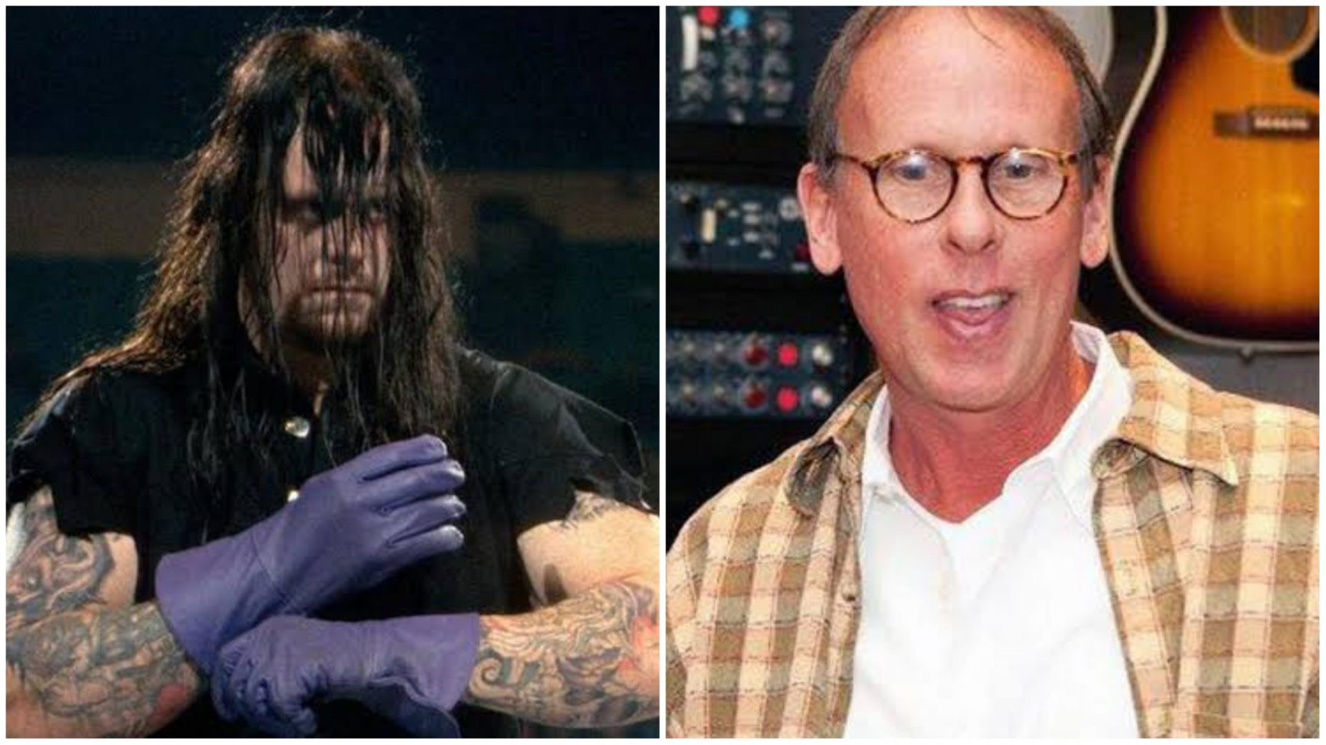 Jim Johnston speaks about The Undertaker's entrance theme - THE SPORTS ROOM