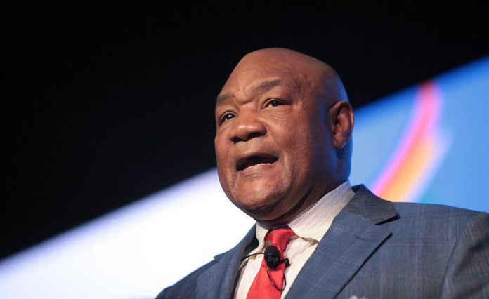 Mike Tyson can be the champion of the world again at 54, claims George Foreman - THE SPORTS ROOM