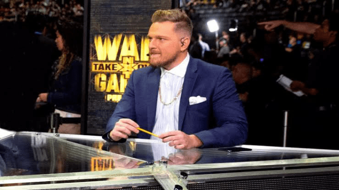 Pat McAfee ruled out of WWE programming - THE SPORTS ROOM