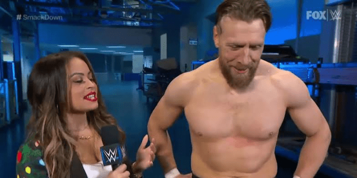 Daniel Bryan declares his entry into the 2021 Royal Rumble match - THE SPORTS ROOM