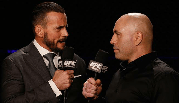 The way it happened was 100% backwards: CM Punk laments his UFC stint - THE SPORTS ROOM