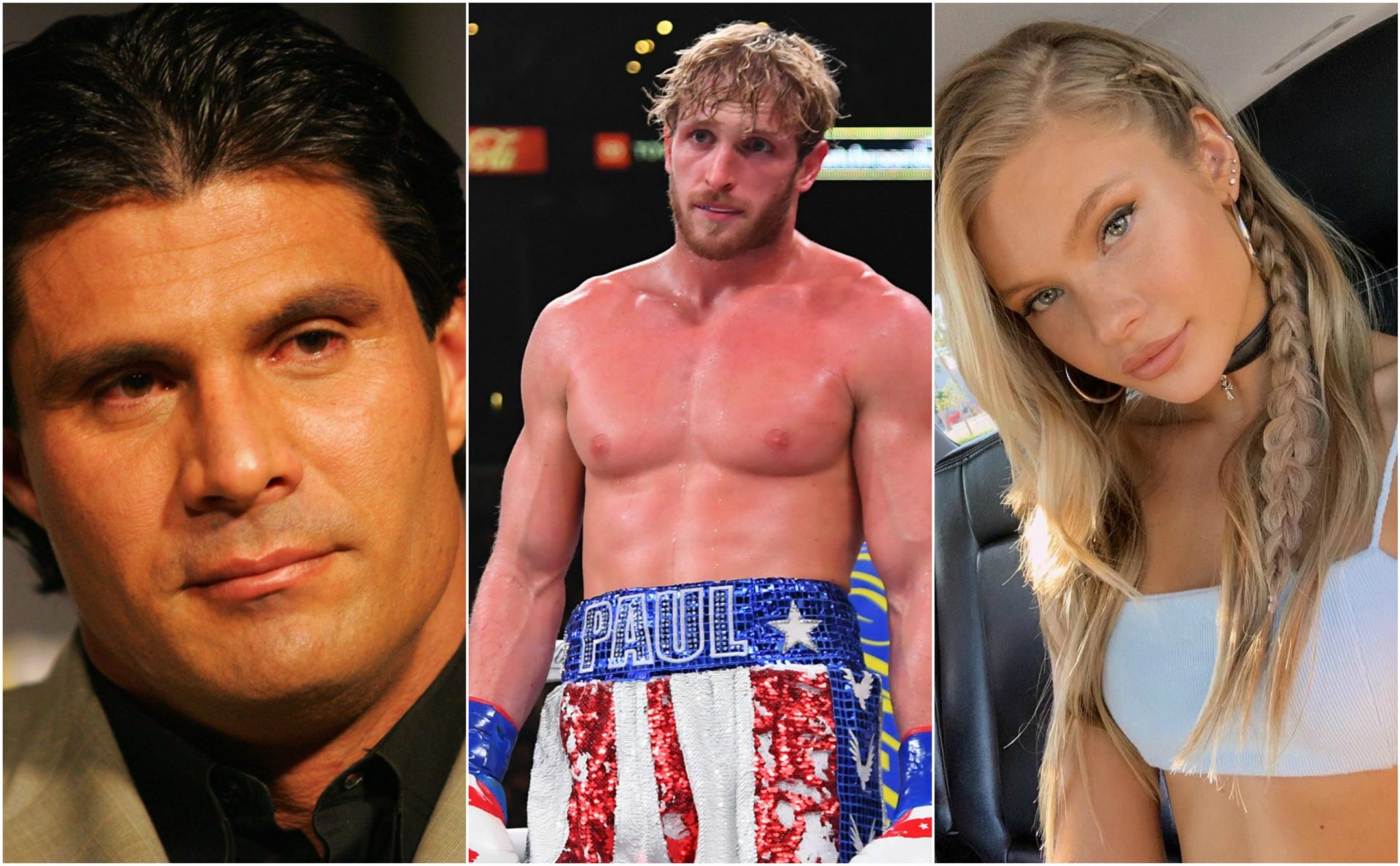 MLB legend Jose Canseco wants to box Logan Paul following breakup with daughter Josie - THE SPORTS ROOM