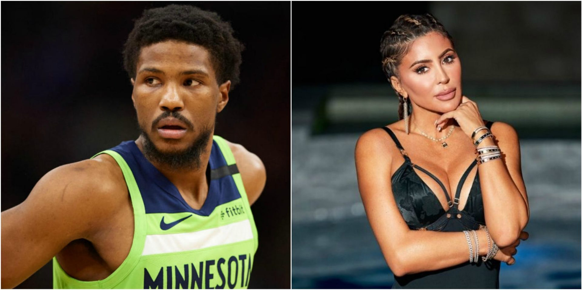 Malik Beasley pleads guilty to threats of violence charges laid on him amid affair saga with Larsa Pippen - THE SPORTS ROOM