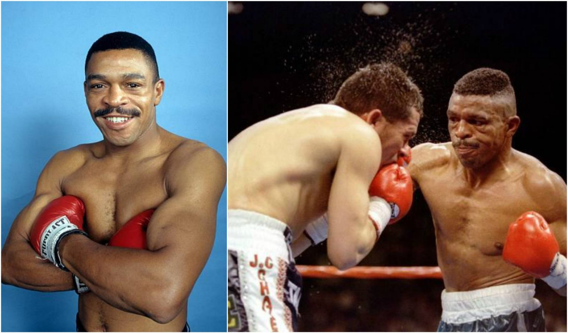 Frankie Randall, three-time light welterweight champion, passed away at 59 - THE SPORTS ROOM