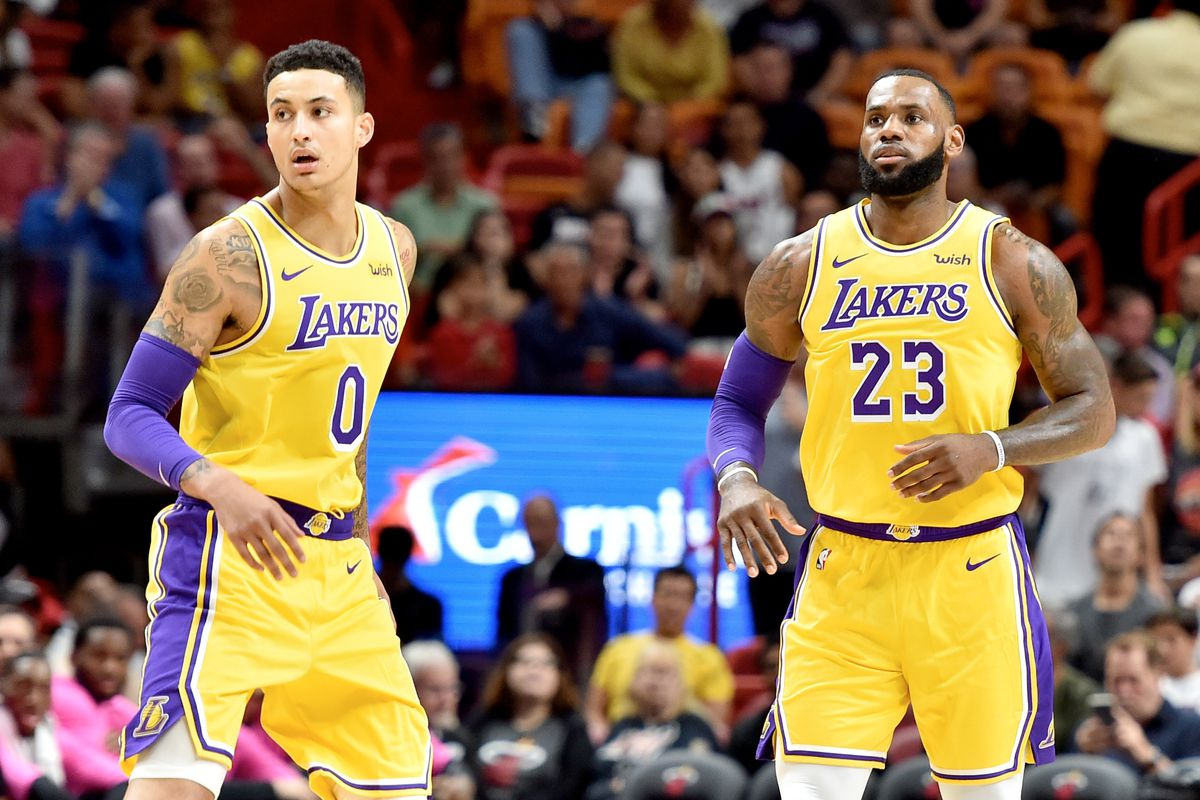 LeBron James expects Kyle Kuzma to pay for dinner following $40 million contract extension - THE SPORTS ROOM