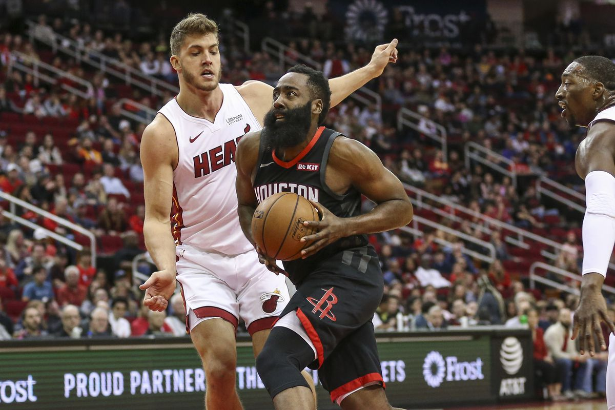 Miami Heat reportedly interested in James Harden trade - THE SPORTS ROOM