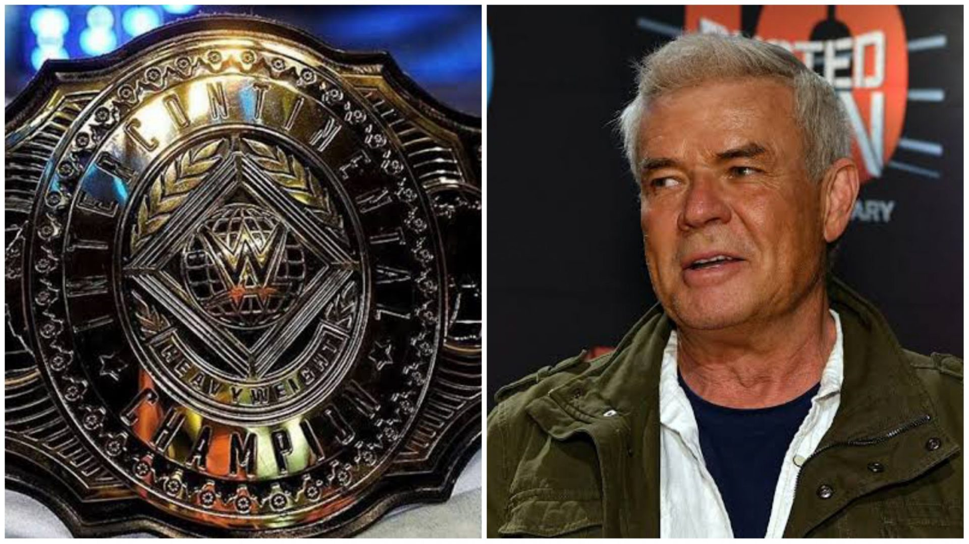 Eric Bischoff discusses the lack of prestige of championships in WWE - THE SPORTS ROOM