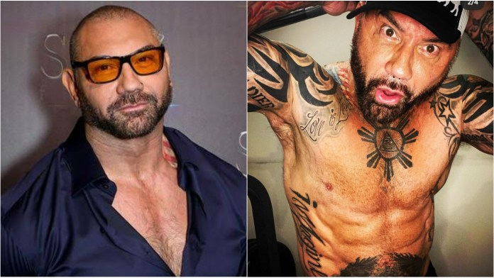 Batista flaunts shredded physique on his 52nd birthday - THE SPORTS ROOM