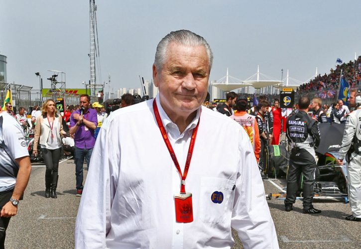 Former F1 champion Alan Jones states why the Australian GP should be delayed - THE SPORTS ROOM