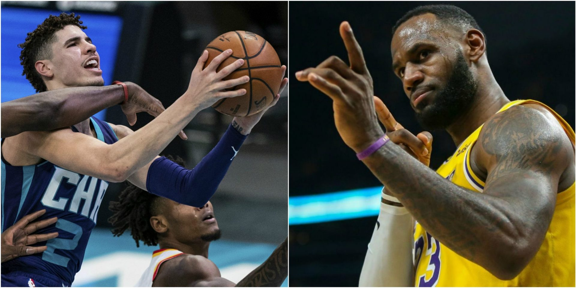 Congrats lil bro: LeBron James lauds LaMelo Ball for historic triple-double feat - THE SPORTS ROOM