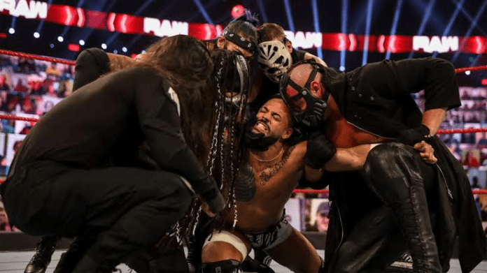 Ricochet slams the rumours of him parting ways with WWE - THE SPORTS ROOM