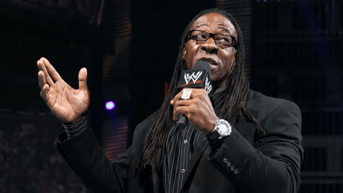 Booker T: The Rock stole a bunch of my catchphrases - THE SPORTS ROOM
