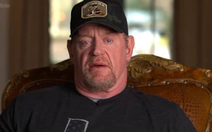 "The Undertaker believes there's ""not enough substance"" in WWE at present - THE SPORTS ROOM"