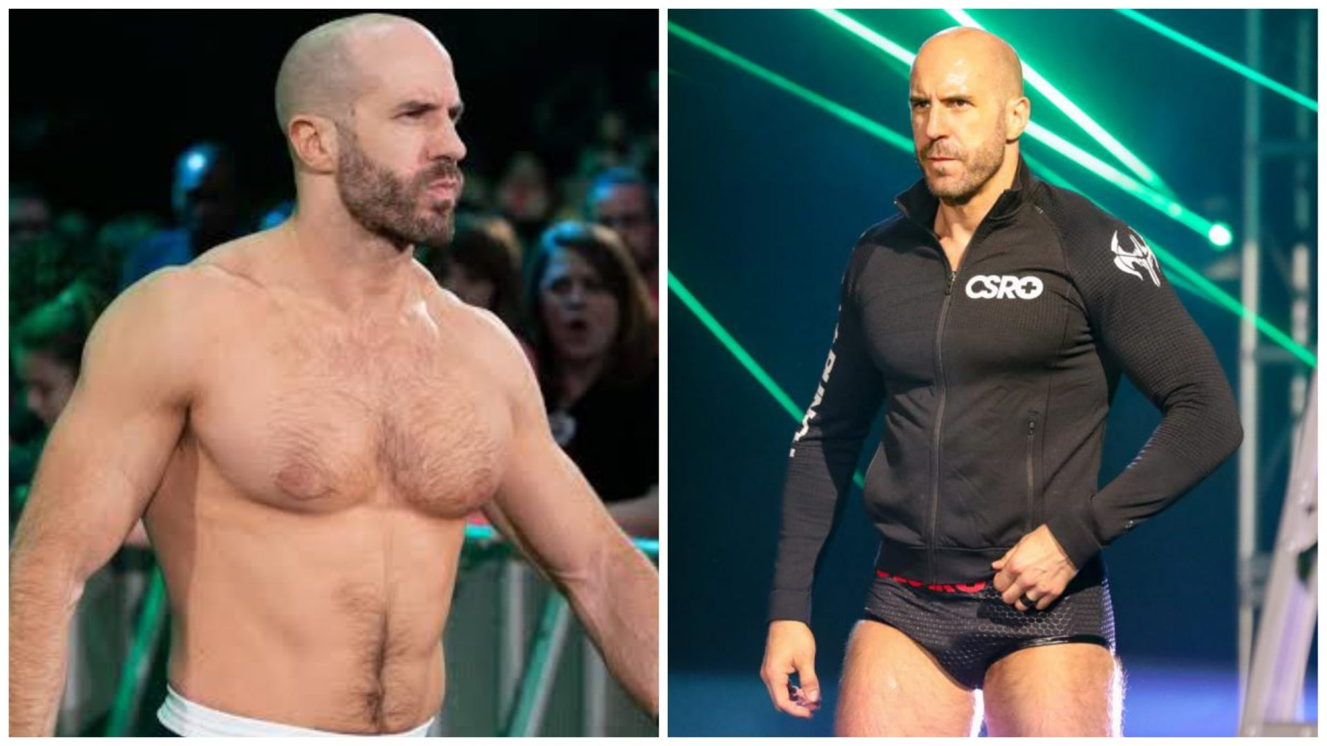 Cesaro close to renewing his deal with the WWE, reports suggest - THE SPORTS ROOM