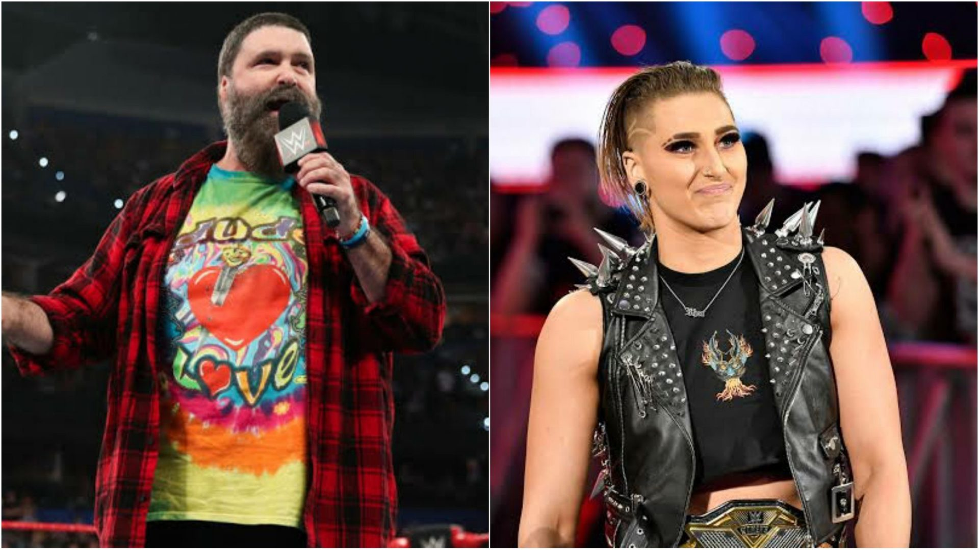 Mick Foley believes Rhea Ripley would shine in the main roster - THE SPORTS ROOM