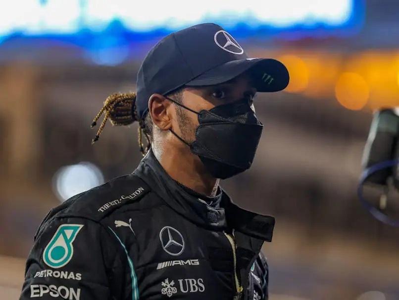 Formula 1 Bahrain Grand Prix results: Lewis Hamilton wins the inaugural race of the season - THE SPORTS ROOM