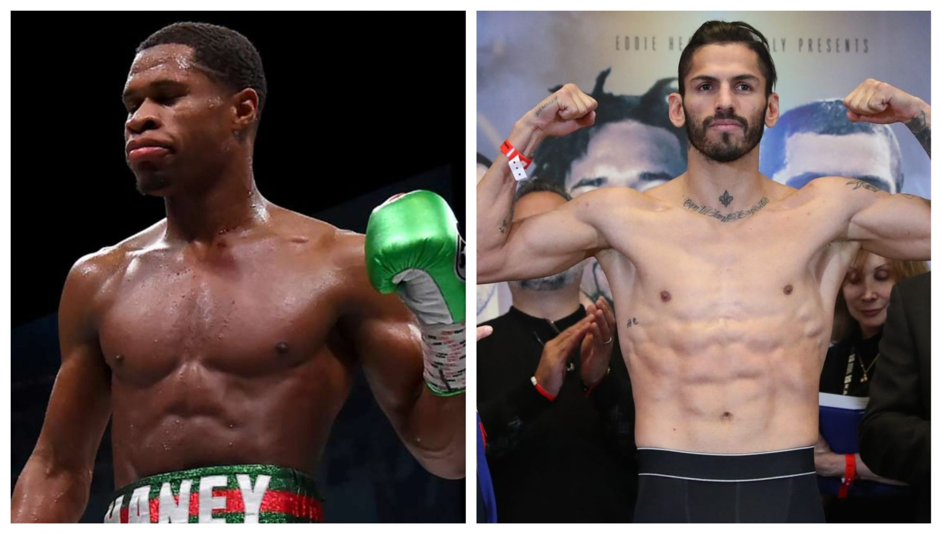 """Devin Haney admits Jorge Linares is the """"biggest, fastest, most skilled"""" puncher he'll ever face - THE SPORTS ROOM"""