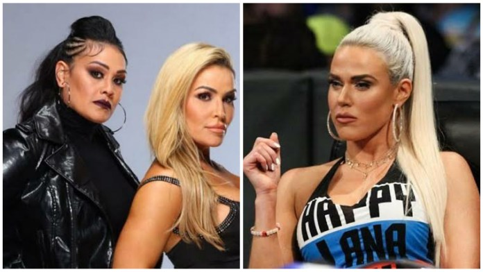 Lana responds to Natalya and Tamina's comments on Talking Smack - THE SPORTS ROOM