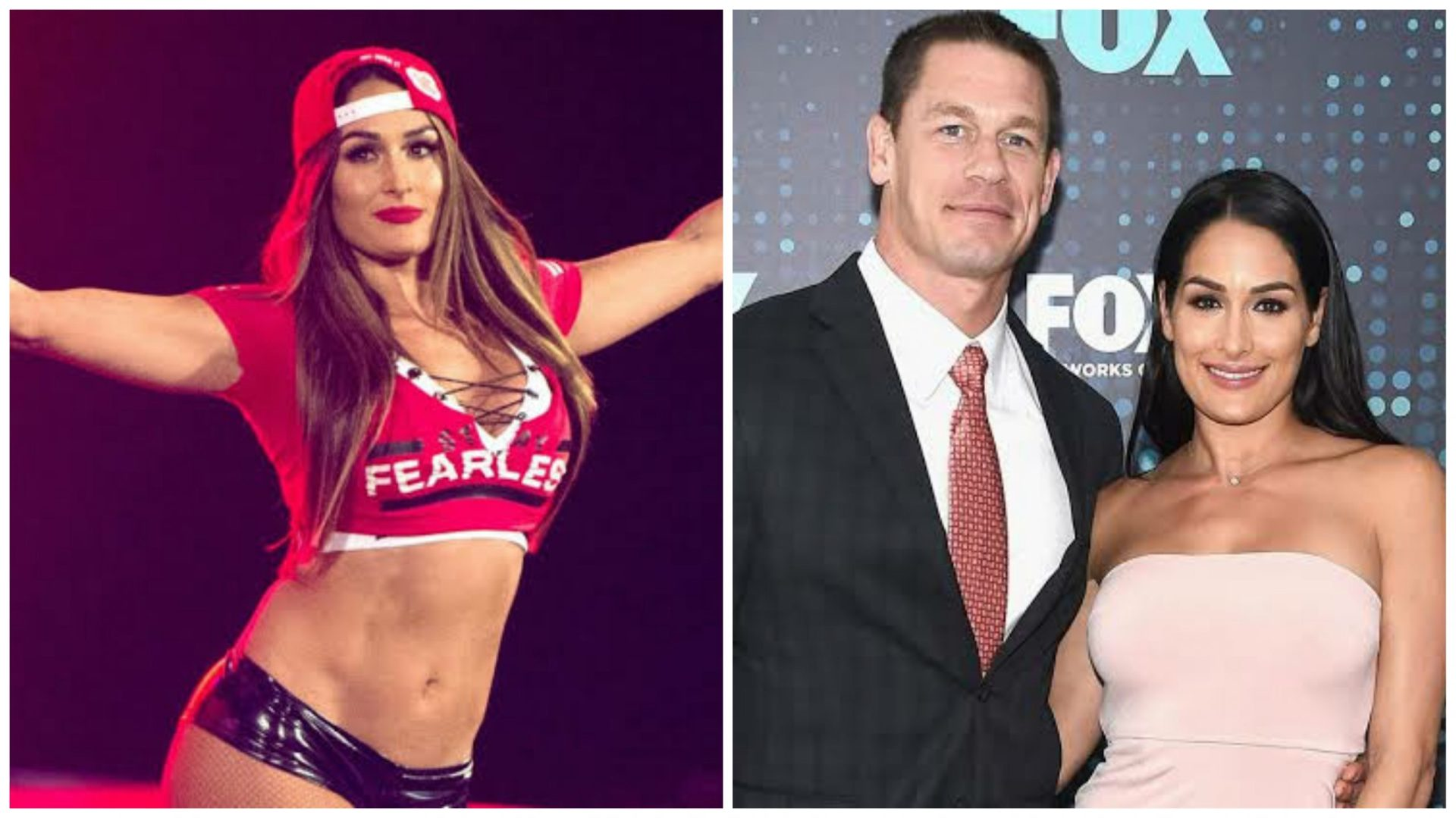 Nikki Bella mentions John Cena during Hall Of Fame speech - THE SPORTS ROOM