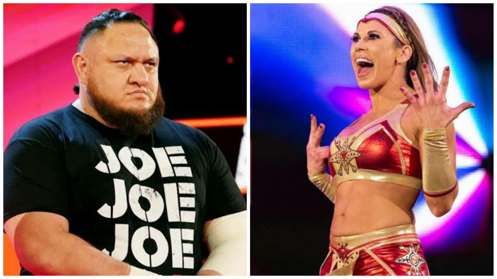 Samoa Joe, Mickie James amongst 10 released by WWE - THE SPORTS ROOM