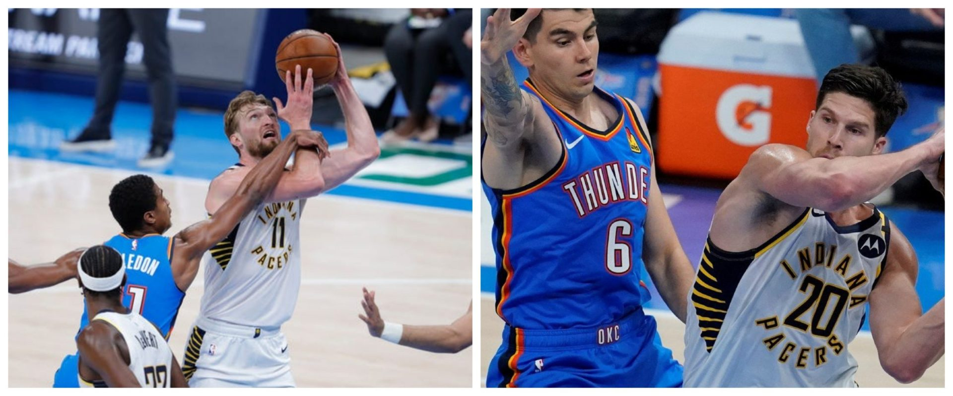 Oklahoma City Thunder endure the worst home loss in NBA History - THE SPORTS ROOM