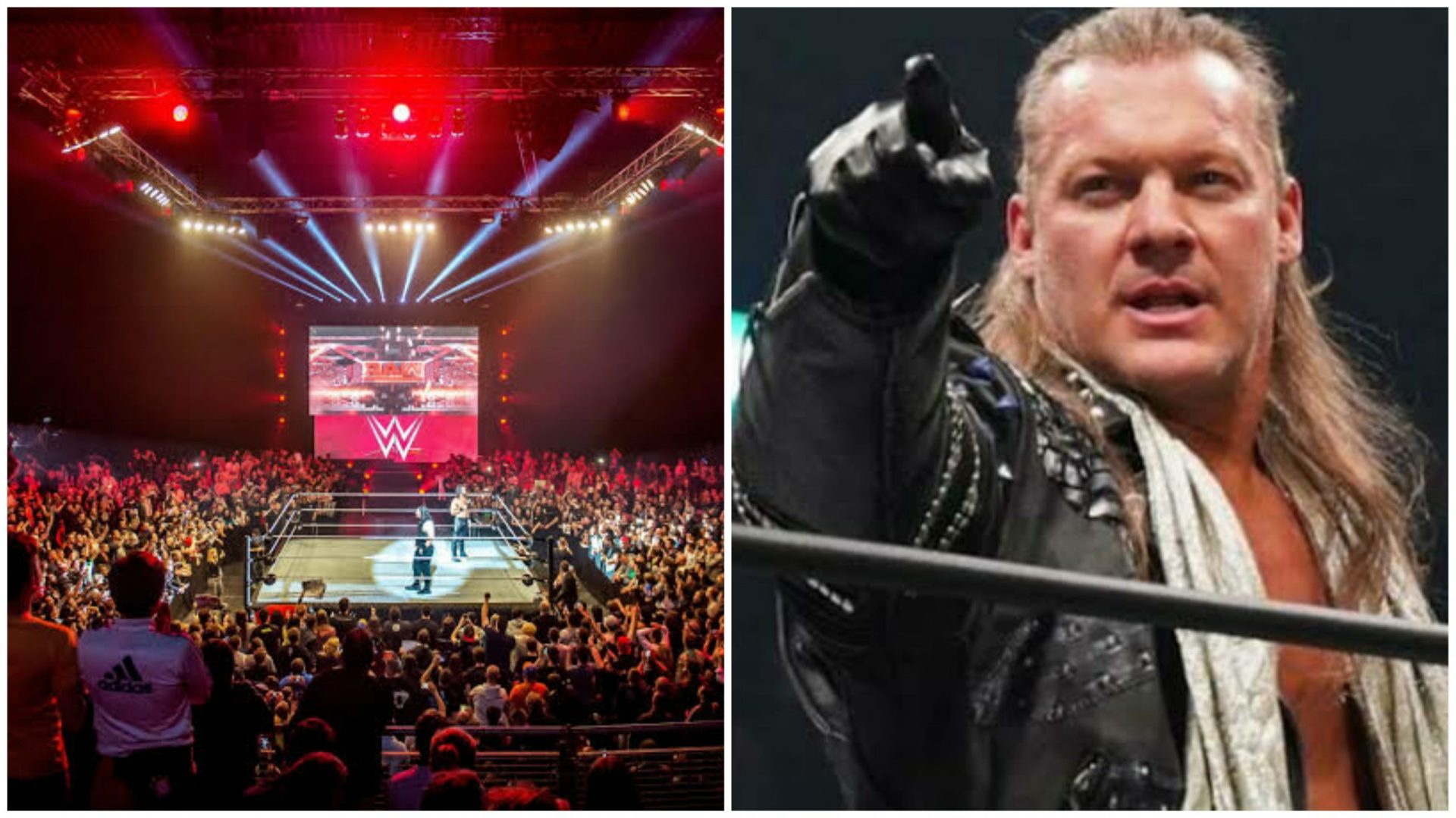 Chris Jericho blames WWE management for not creating new stars - THE SPORTS ROOM