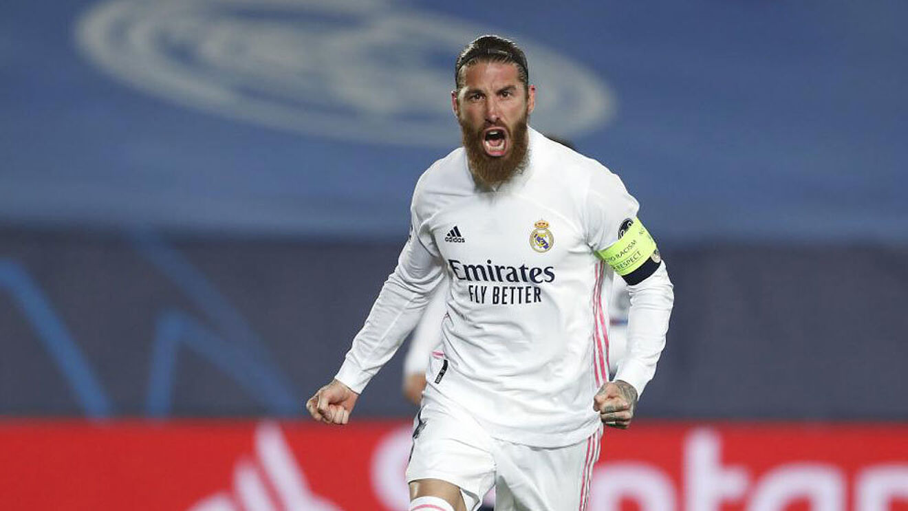 Sergio Ramos set to leave Real Madrid after 16 years - THE SPORTS ROOM