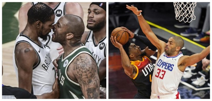 NBA Playoffs Day 20 Review: Bucks win tight affair over Nets; Jazz extend lead over Clippers