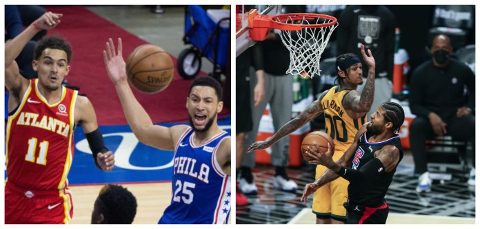NBA Playoffs Day 26 Review: Hawks execute staggering comeback; Jazz lose three in a row - THE SPORTS ROOM