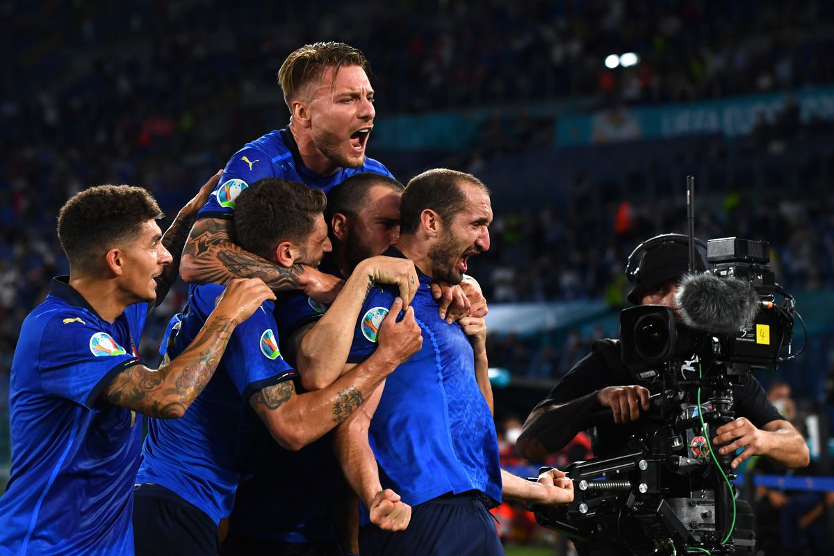 Top five finds in UEFA EURO 2020 - THE SPORTS ROOM