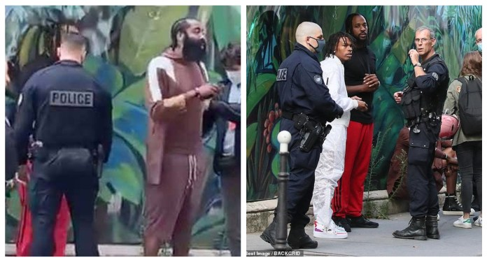 James Harden detained in Paris over narcotics charges