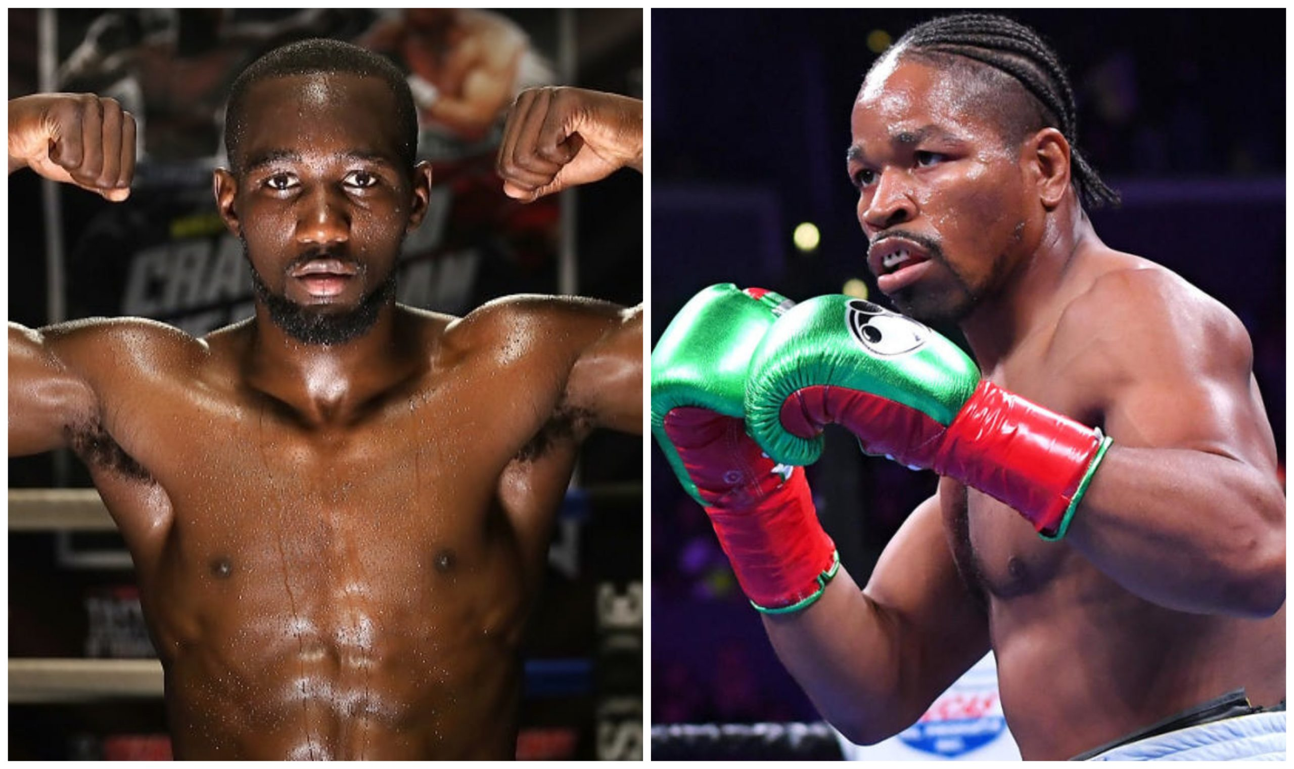 Terence Crawford quotes Muhammad Ali regarding his fight against Shawn Porter on Nov 20 - THE SPORTS ROOM