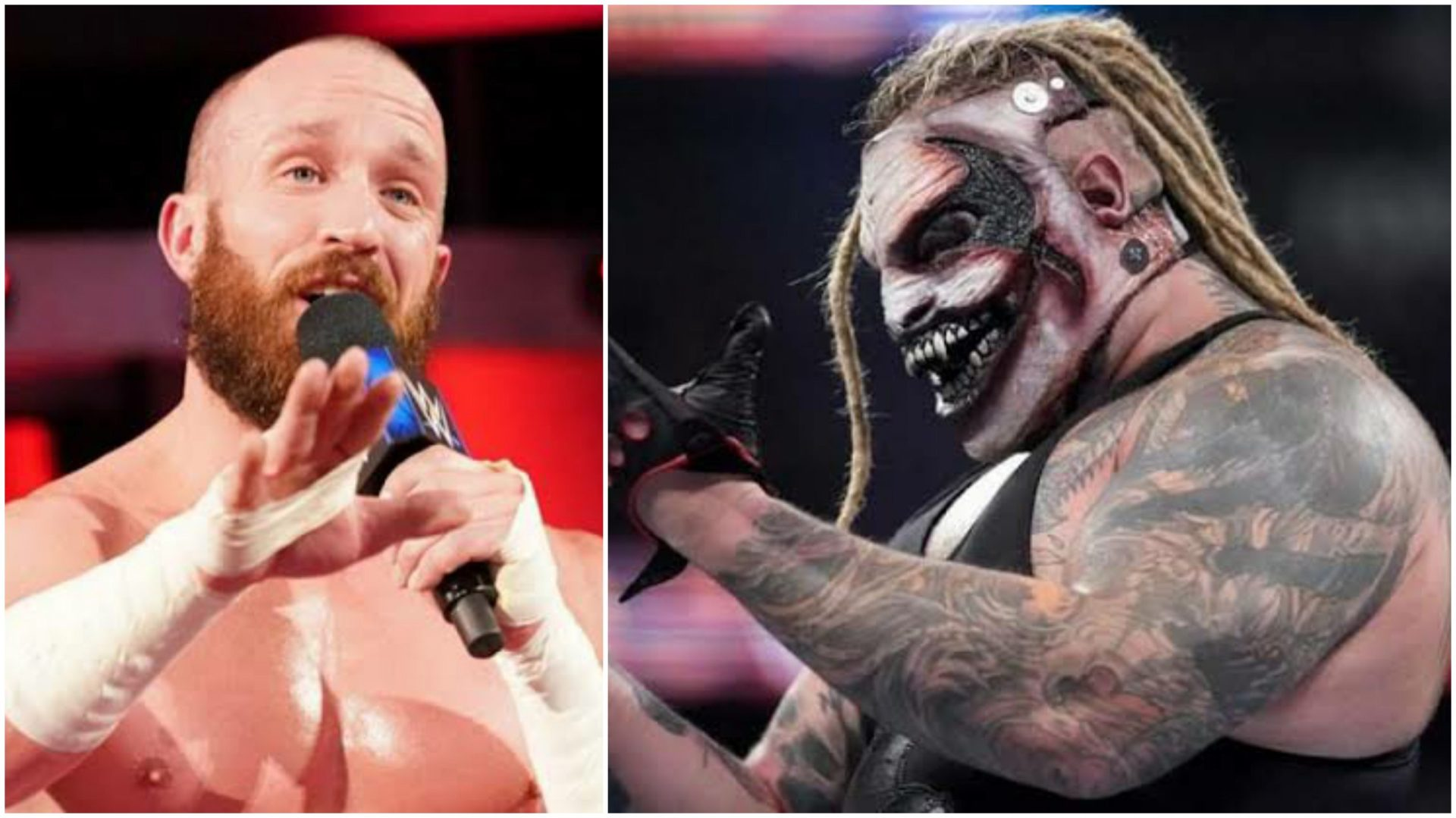 Mike Bennett claims he was planned to portray Sister Abigail - THE SPORTS ROOM