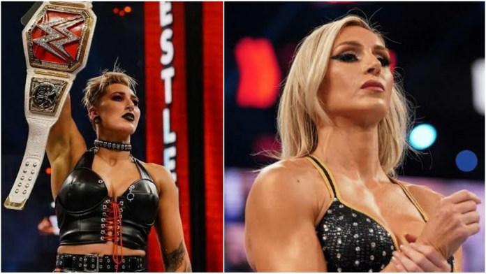 Rhea Ripley drops interesting claim against Charlotte Flair - THE SPORTS ROOM