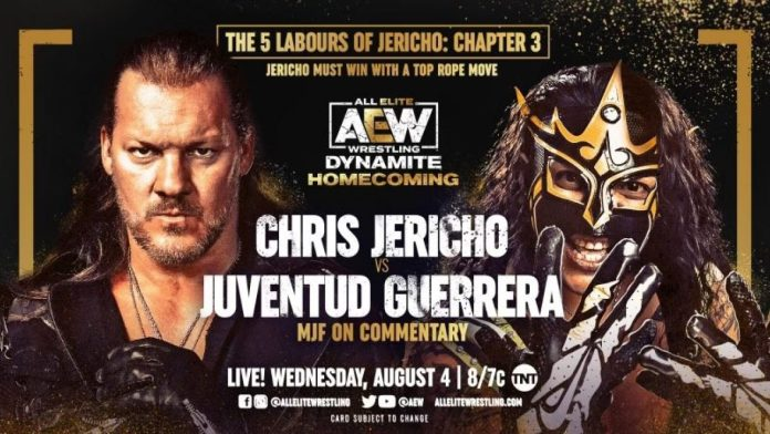 Nick Gage vs Chris Jericho spot at AEW: Fight For The Fallen infuriates Dominos Pizza - THE SPORTS ROOM