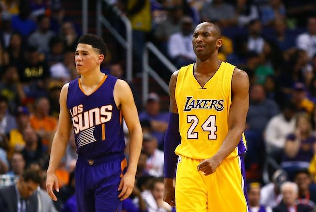 """""""I should never be compared to Kobe Bryant."""": Devin Booker addresses the comparison chatter - THE SPORTS ROOM"""