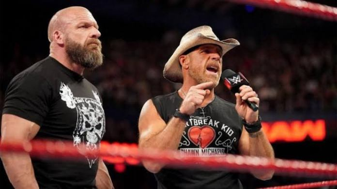 Kyle O'Reilly believes Triple H and Shawn Michaels have unique business mindsets - THE SPORTS ROOM