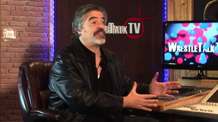 Vince Russo WWE