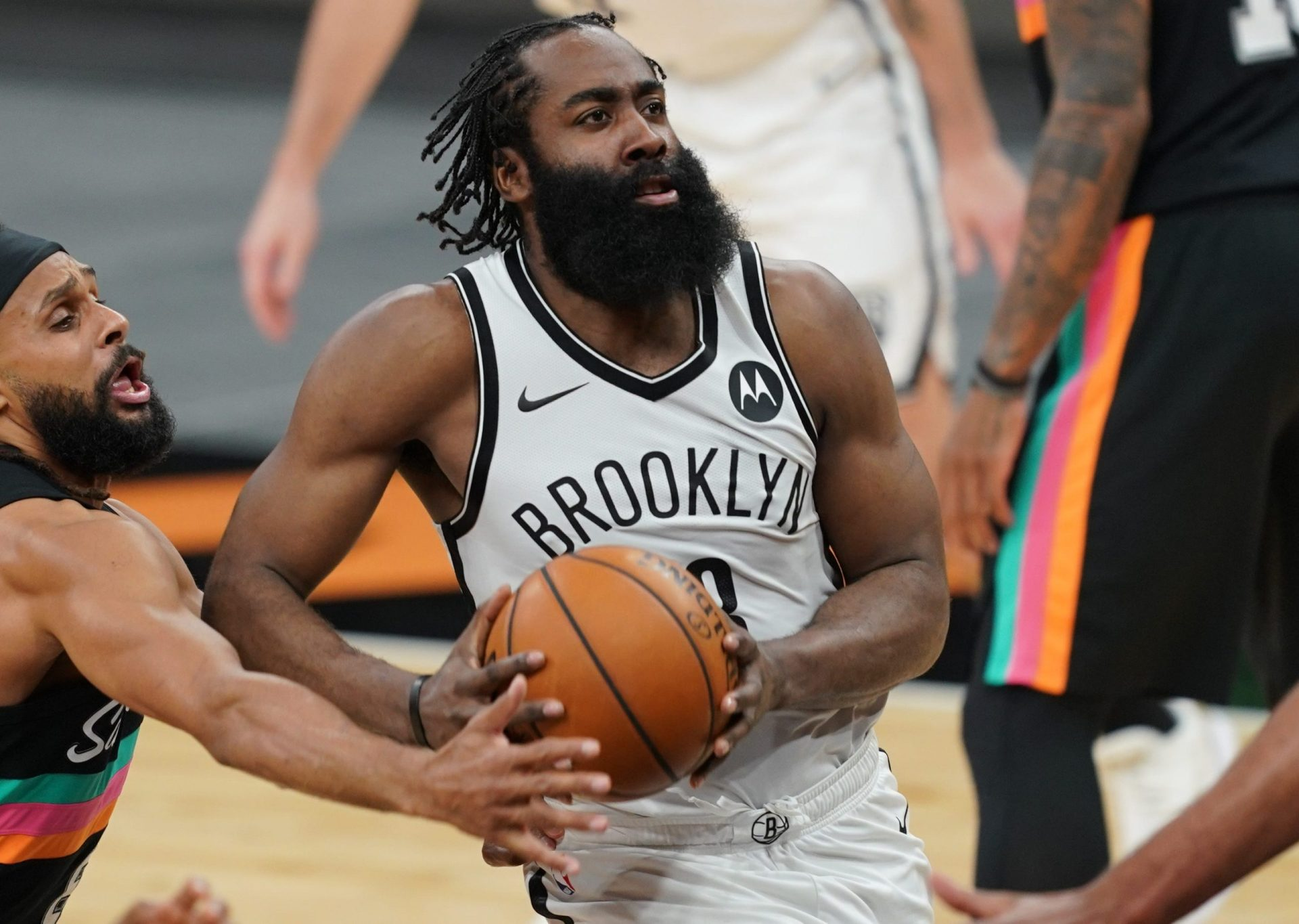 """""""Healthy James Harden…it's scary, SCARY HOURS"""": James Harden issues warning to the rest of the NBA ahead of upcoming season"""