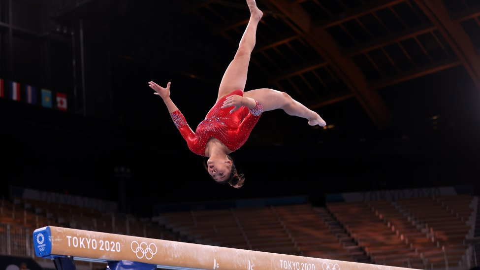 2021 Tokyo Olympics: Suni Lee to go back home with three medals but not one for the balance beam - THE SPORTS ROOM