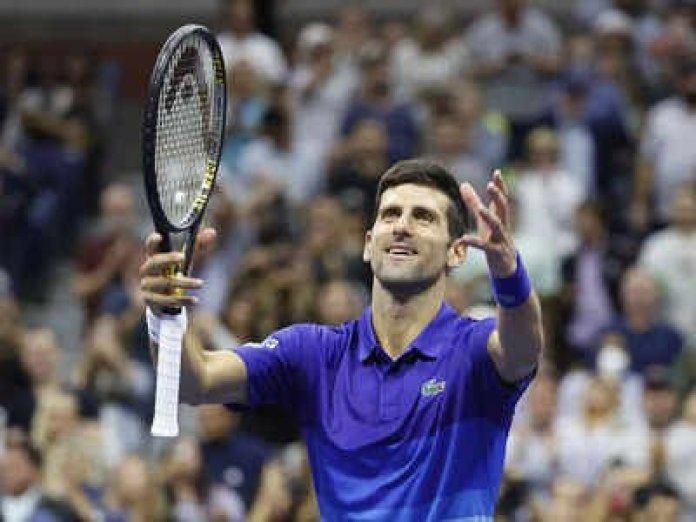 Novak Djokovic five matches away from winning the calender Grand Slam - THE SPORTS ROOM