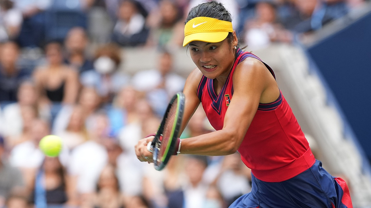18-year Old Emma Raducanu wins US Open Final - THE SPORTS ROOM
