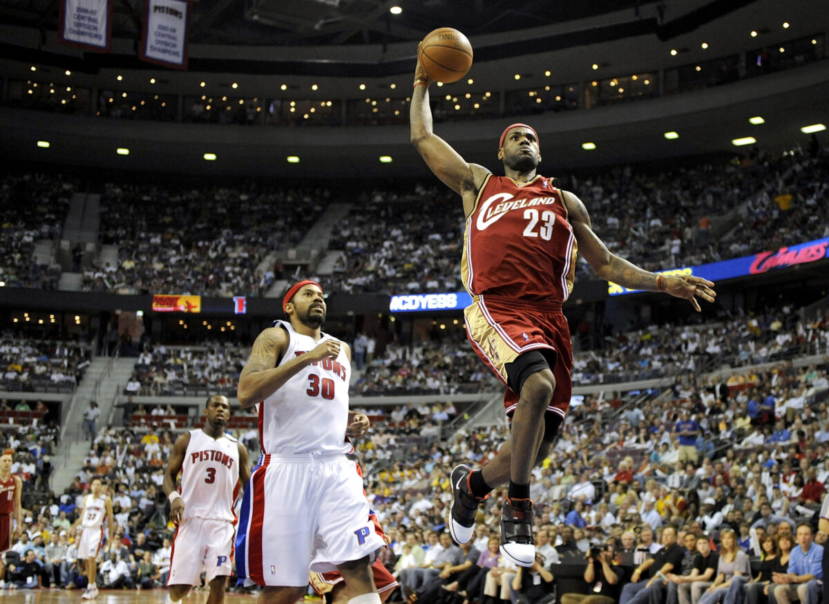 Former NBA star feels LeBron James would not have been successful in the previous eras